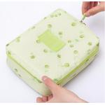 กระเป๋าใส่เครื่องสำอางค์ และใส่ของใช้ในห้องน้ำ #Green Cherry