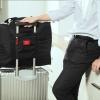 กระเป๋าเดินทางพับได้ อเนกประสงค์ เพื่อการเดินทาง ท่องเที่ยว เสียบที่จับของกระเป๋าเดินทางได้