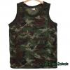 เสื้อกล้ามลายทหาร พรางดิจิตอล IB เขียว No.2
