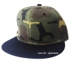 หมวกลายทหาร ทรง Baseball Cap