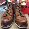 SOLD OUT Red Wing 1907 ขนาด10. D ด้านใน 28CM