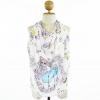 ผ้าพันคอ 'ทัชจัง' ลาย whale&#x2665whale My Little Space - สีรุ้งพาสเทล
