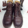 Vintage 1970 Hawkins boot made England size 10