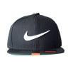Nike Swoosh Pro Snapback - Black