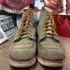 Red Wing 8139 Classic Moc Sage Mohave SIZE 8D=26CM