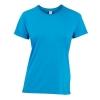Quechua T-Shirt เดินป่า สำหรับผู้หญิง - Blue (Size S)