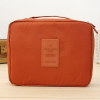 กระเป๋าใส่เครื่องสำอางค์ และใส่ของใช้ในห้องน้ำ #Orange