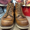 RED WING 875 SIZE 8.5E=26.5CM