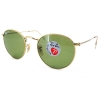 RayBan Round Metal RB3447 001/P1 (50mm)