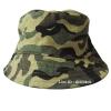 หมวกลายทหาร ทรง Bucket Hat