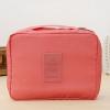กระเป๋าใส่เครื่องสำอางค์ และใส่ของใช้ในห้องน้ำ #Pink