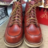 RED WING 8131 size 5.5E 24CM
