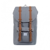 Herschel Little America - Grey/Tan Synthetic Leather