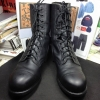 Vintage USA military work boots size 10.5 R