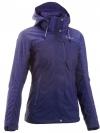 QUECHUA Women's Waterproof Jacket (Purple)