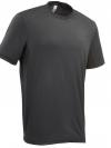 Quechua T-Shirt เดินป่า สำหรับผู้ขาย - Dark grey