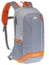 Quechua Daypack 20 L - Grey/Orange