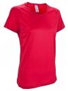 Quechua T-Shirt เดินป่า สำหรับผู้หญิง - Pink
