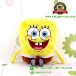 ตุ๊กตาสปอนจ์บ๊อบ [SpongeBob] 8 นิ้ว [Nickelodeon]
