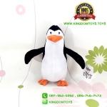 ตุ๊กตา โควัลสกี้ The Penguins of Madagascar 10 นิ้ว [Dream Works]