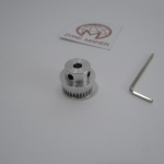 30 teeth GT2 Timing Pulley Alumium Bore 5mm for width 6mm belt
