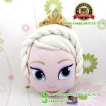 หมอนหน้าเอลซ่า Elsa 30x35 CM [Disney Frozen]