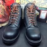 Harley Davidson safety work boot หัวเหล็ก size 6.5 usa