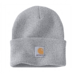Carhartt Acrylic Watch Hat - Heather Gray
