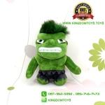 ตุ๊กตาเดอะฮัค The Hulk 8 นิ้ว จุ๊บกระจก [ผมเขียว]