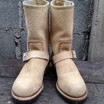 RED WING 8268 Engineer หัวเหล็ก made in USA size 5.5D
