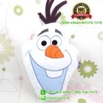 หมอนหน้าโอลาฟ Olaf 16 นิ้ว [Disney Frozen]
