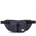Herschel Eighteen Hip Pack - Black Snake