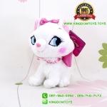 ตุ๊กตาแมวมารี (MoHair) 8 นิ้ว [Disney]