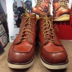 รองเท้า RED WING 8131 เบอร์ 9.5D