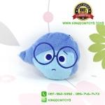 กระเป๋าเหรียญ Inside Out [Sadness] 4.5 นิ้ว [Disney Pixar]
