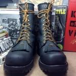 Viberg smoke jumper boots size 10.5EEEE