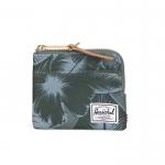 Herschel Johnny Wallet - Jungle Floral Green