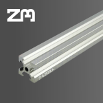 V-Slot อลูมิเนียมโปรไฟล์ 2020 สีเงิน (ราคา/10cm)