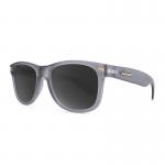 Knockaround Fort Knocks Sunglasses - Frosted Grey / Smoke