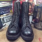 Vintage boots size 44