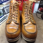 Red wing 875 size 8E