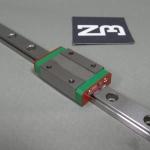 MGR12 Linear Guide ยาว 400mm + MGN12H Sliding Block