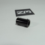 5 mm x 8 mm L25 mm Aluminium Alloy Coupling for Motor (สีน้ำเงิน)