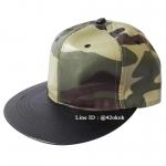 หมวกลายทหาร