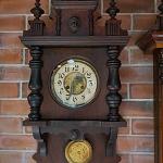 นาฬิกากระสือ2ลาน รหัส8459ks
