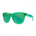 Knockaround Premiums Sunglasses - Green Monochrome
