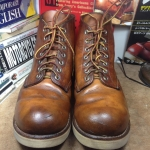 Red wing 9111 size 10D/28cm