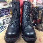 รองเท้าทหาร usa เบอร์ 8.5 สวยๆราคา 1000