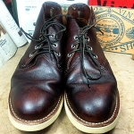 RED WING 3141 CLASSIC CHUKKA made in USA size7.5D