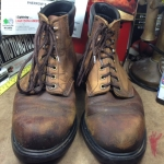Red wing 207 vintage size 10.5D